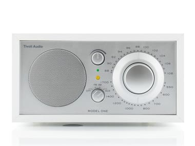 Radio TIVOLI AUDIO - MODEL ONE White/Silver