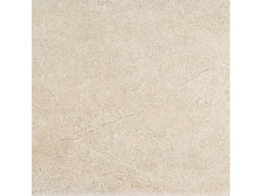 Pavimento/rivestimento in gres porcellanato effetto pietra MODICA BEIGE