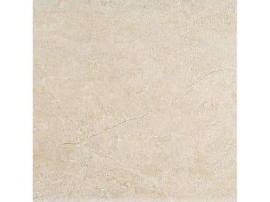 Pavimento/rivestimento in gres porcellanato effetto pietra MODICA BEIGE STONE