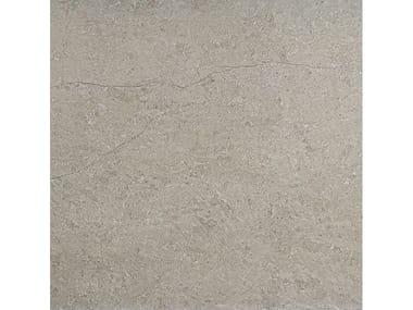 Pavimento/rivestimento in gres porcellanato effetto pietra MODICA GRIGIO CHIARO
