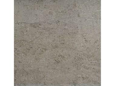 Pavimento/rivestimento in gres porcellanato effetto pietra MODICA GRIGIO SCURO STONE