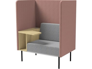 Fabric office booth MODO POD | Office booth
