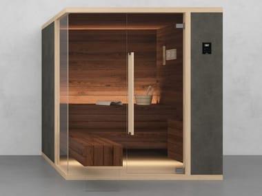 Sauna finlandese MODULA S