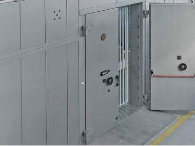 Modular steel Vault room Modular Vault room