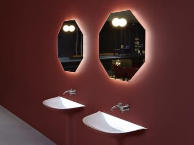 Specchio da parete per bagno MODULO