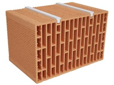 Blocco da muratura in laterizio Modulo FO Plus MO390 plus
