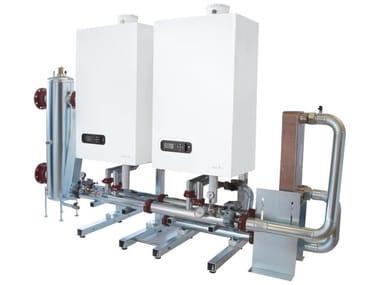 Heating unit and burner MODULO XL EASY