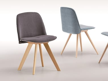 Upholstered fabric chair MOLLY   Chair