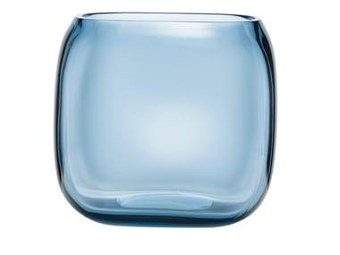 Crystal vase / storage box MONOBOX L