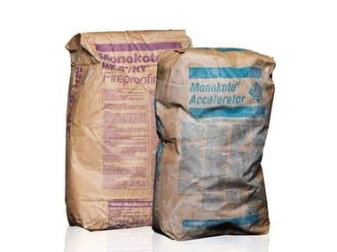Intonaco ignifugo per la protezione dal fuoco MONOKOTE MK-6/HY