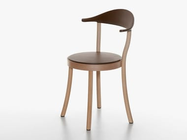 Beech restaurant chair MONZA | Chair