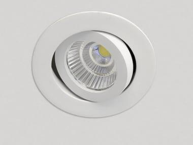 LED adjustable recessed spotlight MOOD ROUND