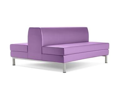Leisure sofa MORGAN DOPPIO | Leisure sofa