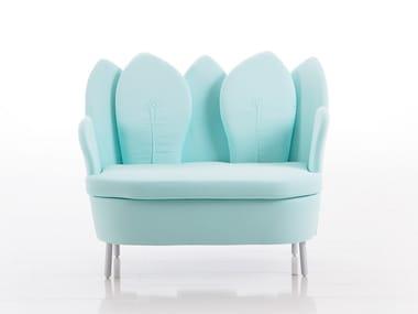 Fabric small sofa MORNING DEW | Fabric small sofa