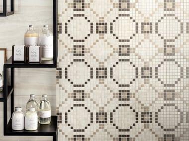 Porcelain stoneware mosaic ELEGANCE | Mosaic