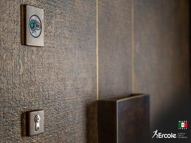 Electronic security door lock MOTORIZED