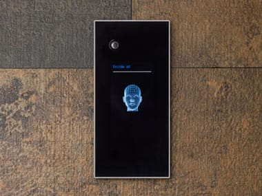 Biometric security door lock MOTORIZED