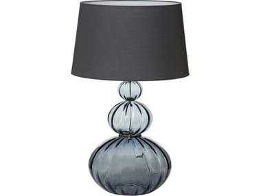 Lampada da tavolo in vetro MOUNA
