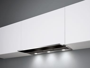Wall-mounted steel cooker hood MOVE