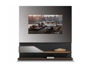 Glass TV cabinet MOVIE | TV cabinet