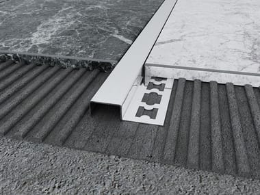Stainless Steel Floor Transition Profile MPS-E