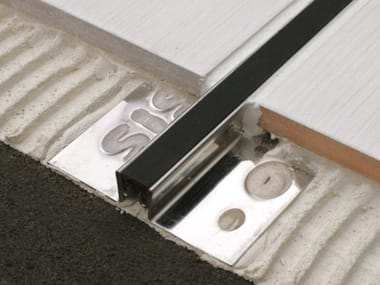 Stainless steel Flooring joint MSS