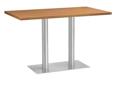 Rectangular table MT 491T