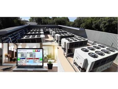 Intelligent management of Rhoss hydronic units MTM