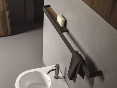 Portasapone / porta asciugamani in metallo MULTI