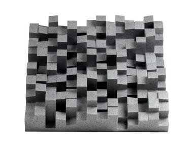 EPS decorative acoustical panel MULTIFUSER DC2