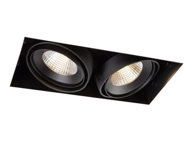 Ceiling recessed spotlight MULTIPLE TRIMLESS 2