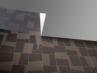 Indoor ceramic wall tiles MURALS CHANGE