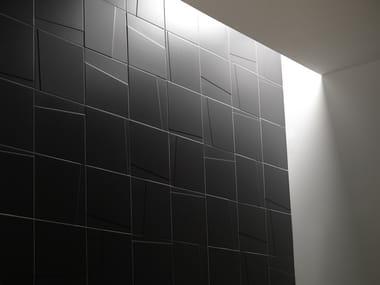 Indoor ceramic wall tiles MURALS LINES