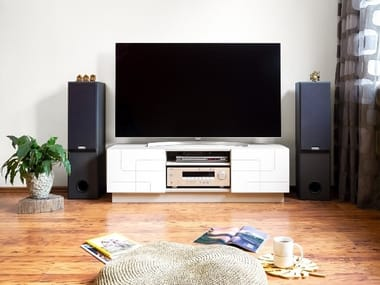 Plywood TV cabinet MUSTER 2 | TV cabinet