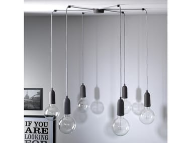 Direct light pendant lamp MY MULTIPLE XL