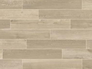 Revêtement de sol/mur en grès cérame effet bois pour intérieur et extérieur MY PLANK Classic