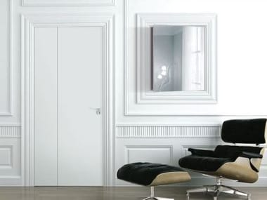Flush-fitting folding door MYA | Folding door