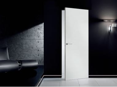 Hinged flush-fitting door MYA | Laminate door