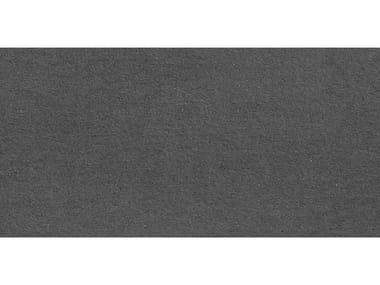 Pavimento per esterni in gres porcellanato effetto pietra MYSTONE BASALTO20 | Lava