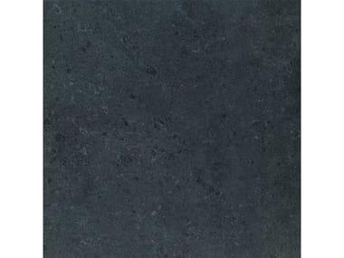 Pavimento per esterni in gres porcellanato effetto pietra MYSTONE GRIS FLEURY 20 | Nero