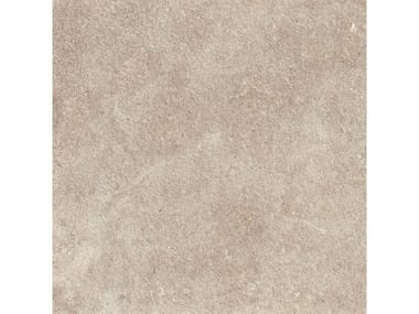 Pavimento per esterni in gres porcellanato effetto pietra MYSTONE SILVERSTONE 20 | Beige