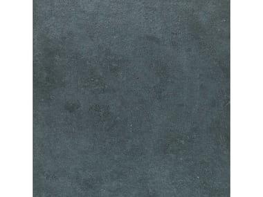Pavimento per esterni in gres porcellanato effetto pietra MYSTONE SILVERSTONE 20 | Nero
