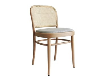 Upholstered beech chair N. 811 | Upholstered chair