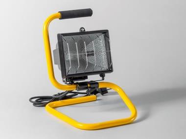 Lampada da lavoro alogena portatile NADC07001