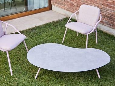 Garden side table NANSA | Coffee table