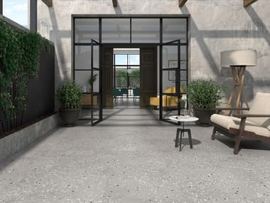 Porcelain stoneware wall/floor tiles with stone effect NAPOLI
