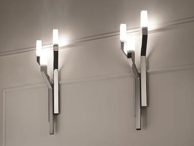 LED metal wall light NARITA | Wall light