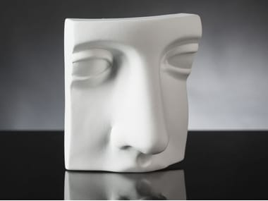 Scultura in ceramica NASO GIUNONE | Scultura