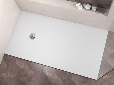 Piatto doccia rettangolare ultrapiatto NATURE & NEO | Piatto doccia rettangolare