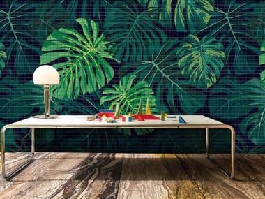 Indoor/outdoor polyurethane mosaic NATURE